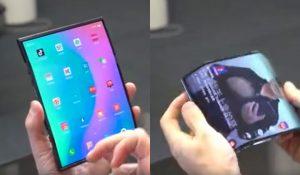 Ponsel Lipat Pertama Xiaomi