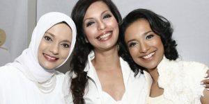 5 Artis Indonesia Berdarah India