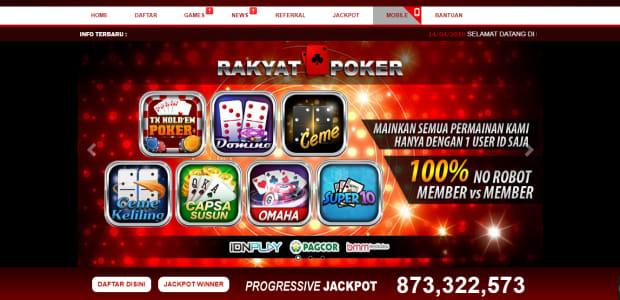 mental menjadi modal utama bermain poker online