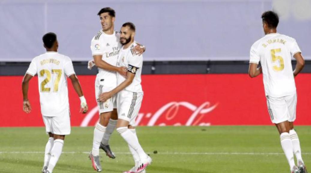 Real Madrid 2-0 Alaves, Pemimpin La Liga Selangkah Lebih Dekat Ke Mahkota