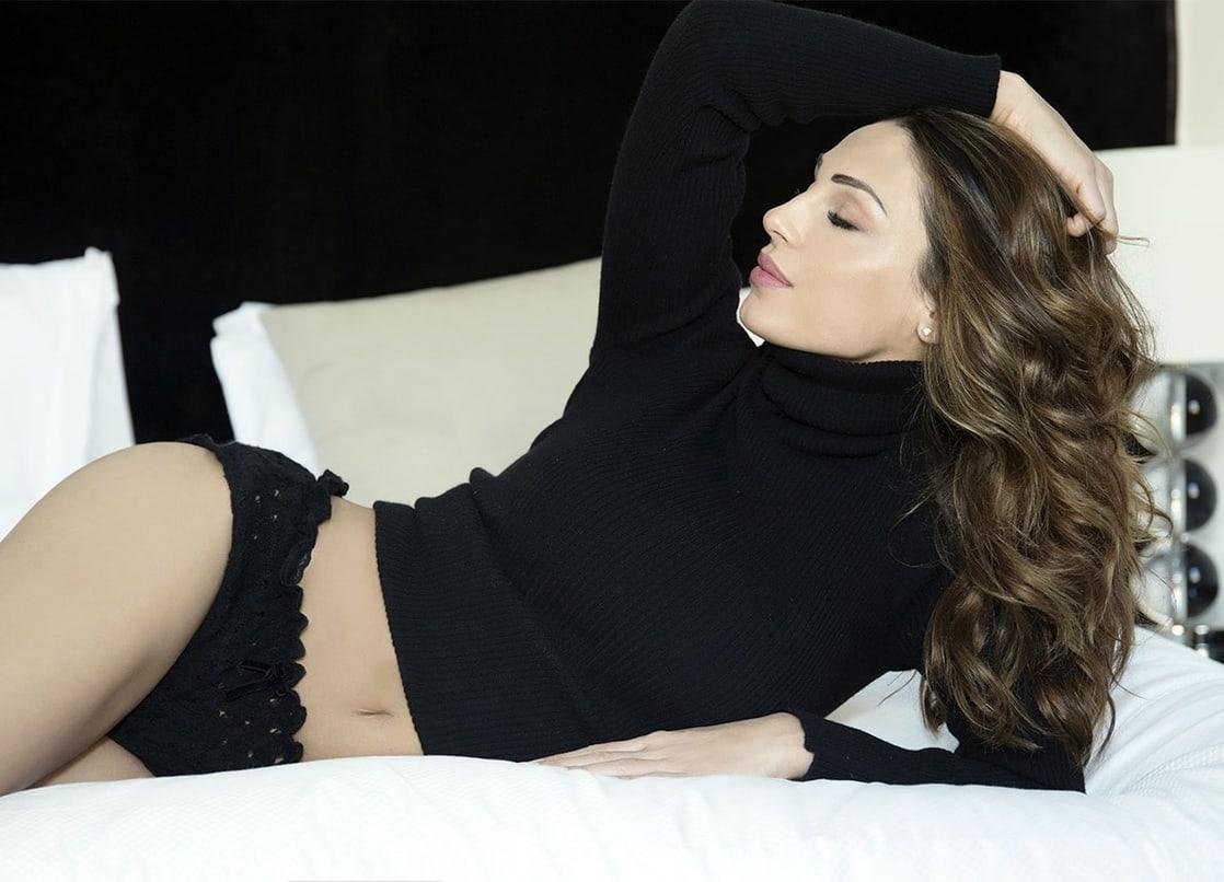 7 Top Model tercantik dan seksi Italia