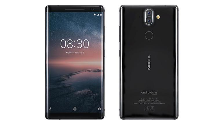 Nokia Sirocco Pakai SD 855