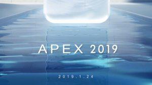 VIVO Siapkan Seri APEX 2019