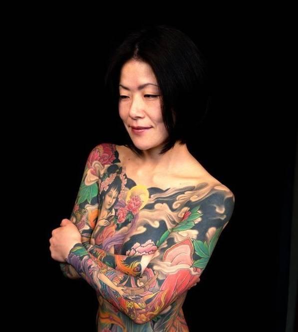 Wanita yakuza