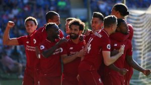 Pelatih asal Manchester City, Pep Guardiola menganggap bahwa pasukan dari tim besutannya itu sudah mulai kewalahan untuk melakukan persaingan dengan Liverpool