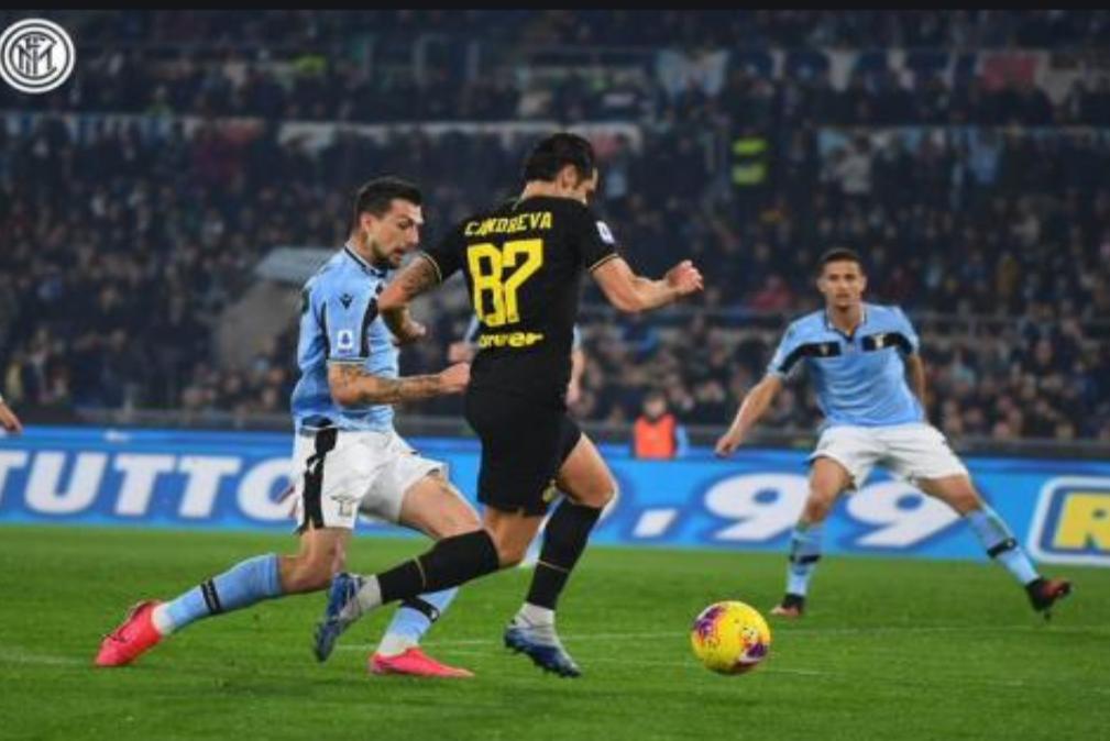 Harapan Vecino, Inter Milan Lupakan Hasil Pertarungan Dengan Lazio