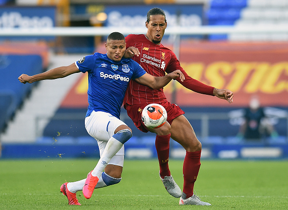 Everton 0-0 Liverpool, Tanpa Gol di Merseyside