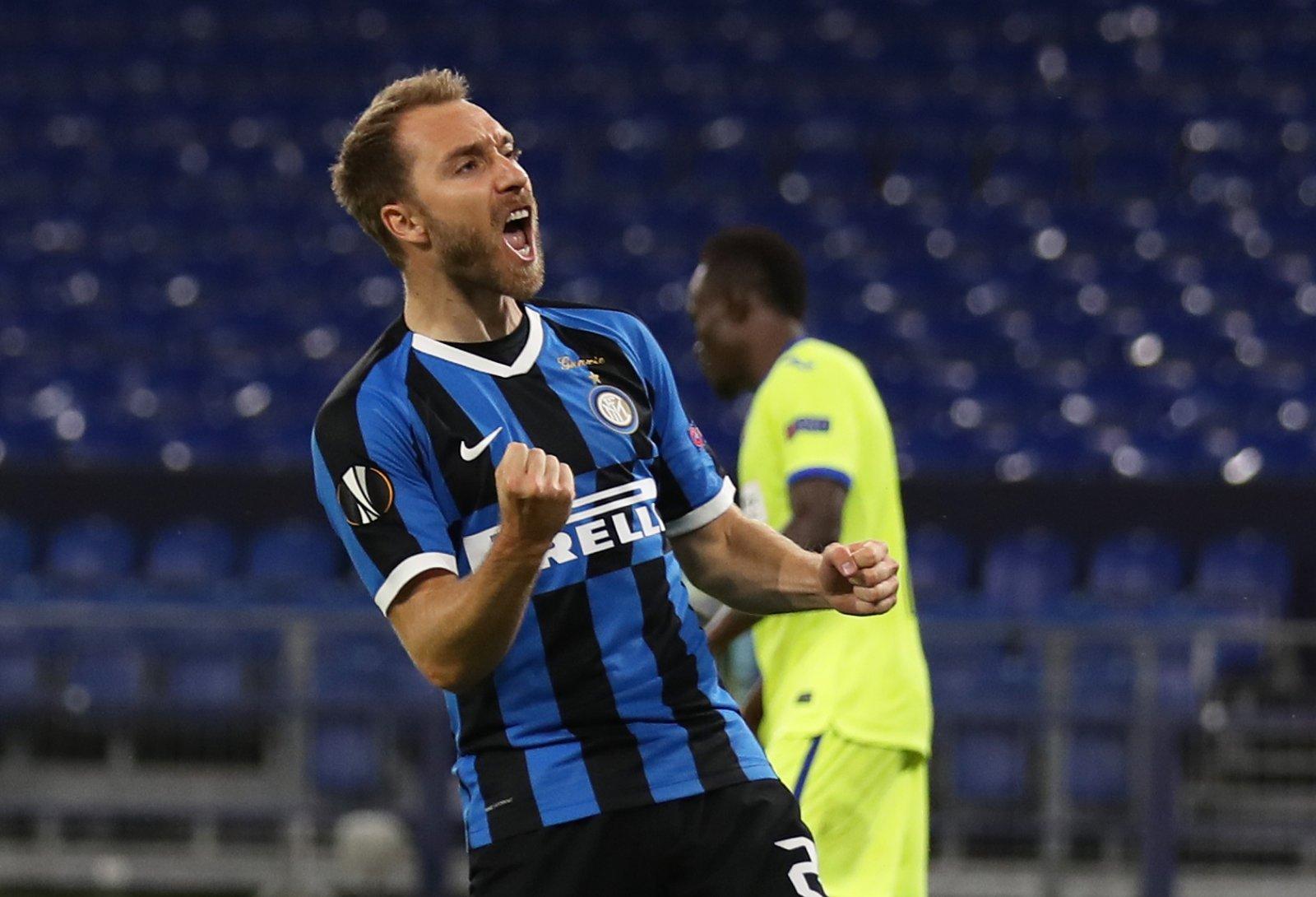 Christian-Eriksen-celebrates-scoring-for-Inter